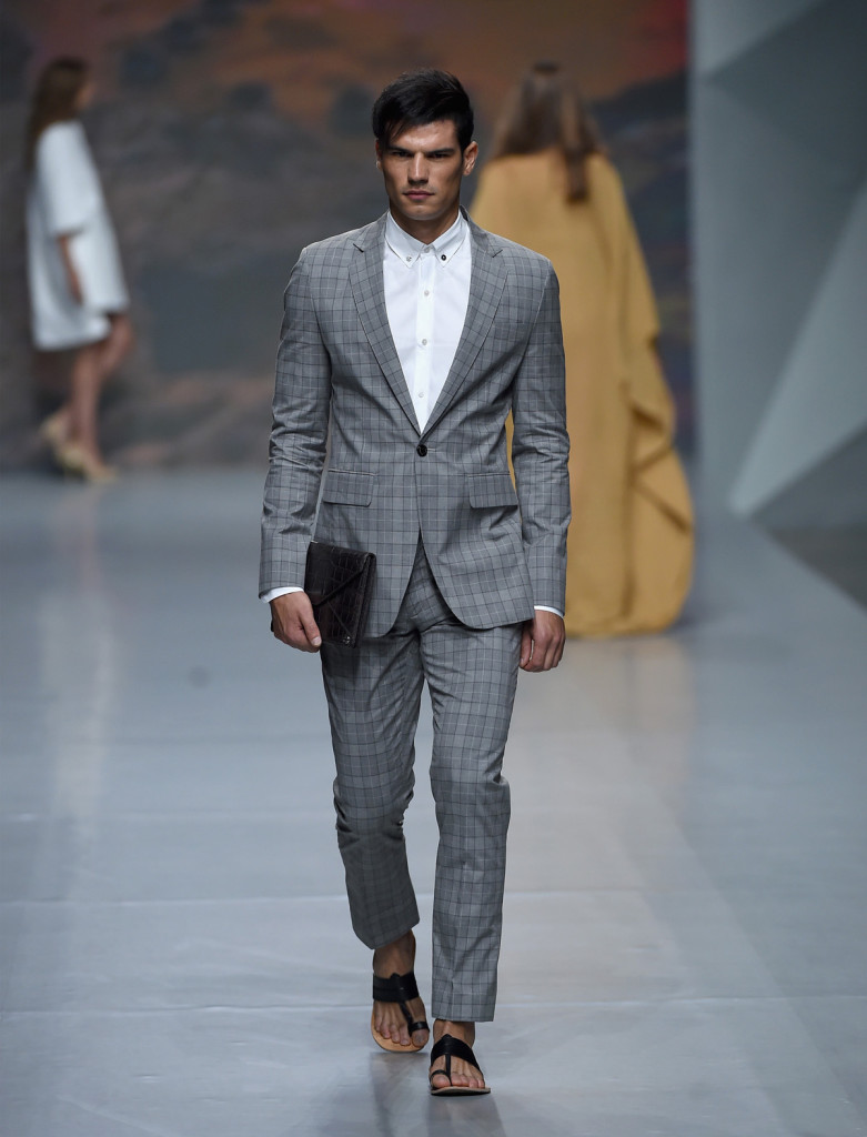 The Emperor 1688 - Runway - Fashion Forward Dubai October 2014