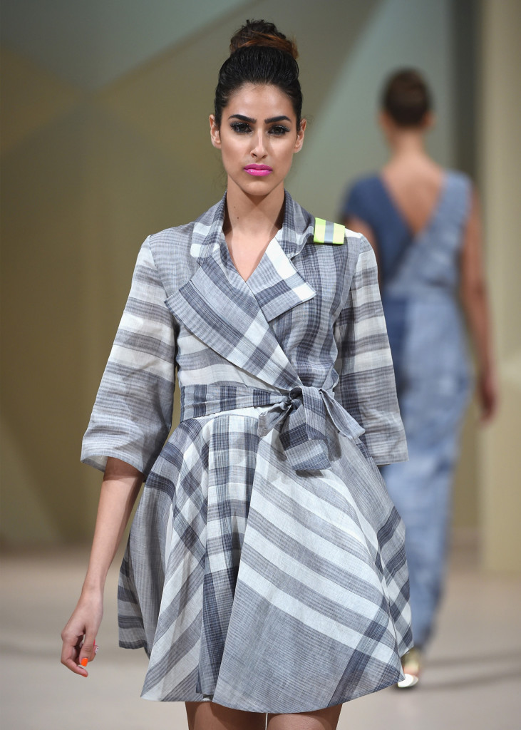 Tahir Sultan Presented By W Retreat & Spa Maldives - Runway - Fashion Forward Dubai October 2014